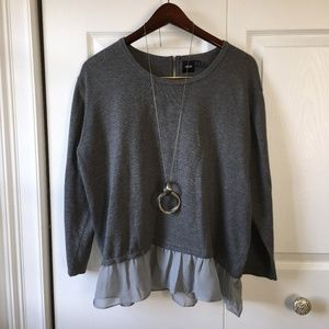 ASOS Grey Sweater/Top